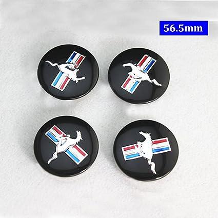 Amazon Com Hanway 4pcs 56 5mm Emblem Badge Sticker Wheel Hub Caps