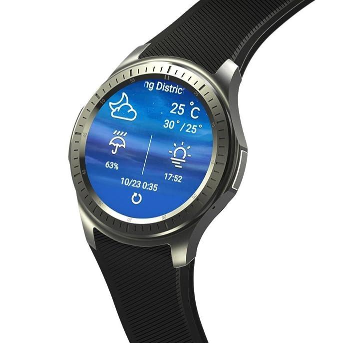 CYGG Reloj Inteligente WiFi iOS Android 5.1 Muñequera 3G gsm ...