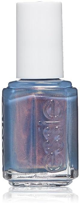 essie nail polish, blue-tiful horizon, blue shimmer chrome best summer nail polish, 0.46 fl. oz.