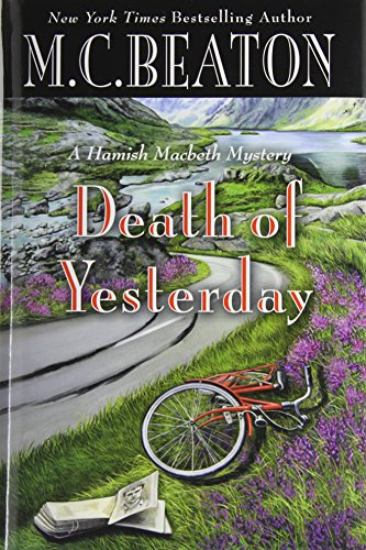 Image of Death of Yesterday (Hamish Macbeth Mysteries)