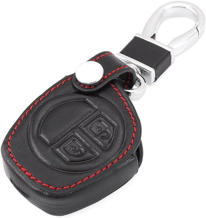 Woqui Auto Schlüssel Hülle Key Cover Case Etui Leder Elektronik