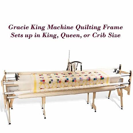 Amazon.com: Grace Gracie King Machine Quilter, 4th Rail, QuiltCad ...
