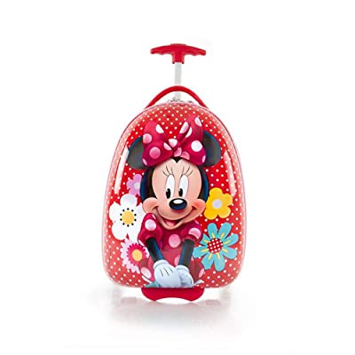 Heys Disney Minnie Mouse Kids Luggage [Red - Minnie Bow-tique]: Clothing