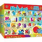 Masterpieces Sing-A-Long Alphabet Song Floor Puzzle (24 Pcs)