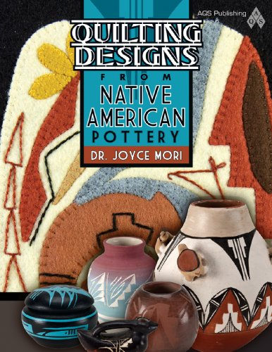 - Quilting Designs From Native American Pottery