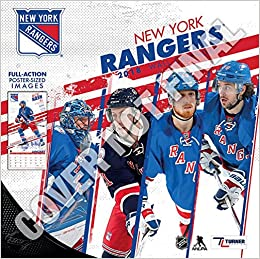 new arrival 4c1f0 89caf New York Rangers 2019 Calendar: Lang Holdings Inc ...