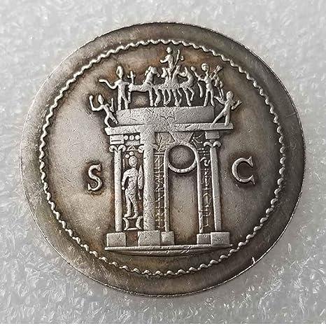 YunBest Moneda Romana Antigua - colección de Monedas ...