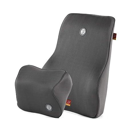 Almohada lumbar coche Travel Ease Pillow Car Soporte lumbar ...