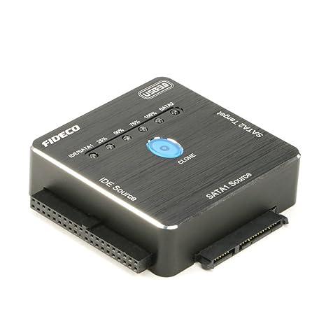 IDE SATA disco duro HDD SSD a USB 3.0 Convertidor Adaptador para ...