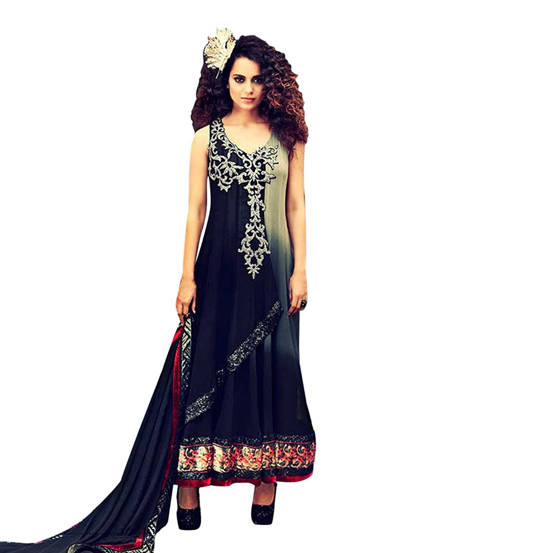 Bollywood Kangana Ranaut Salwar braut Hochzeitskleid langes Kleid ...