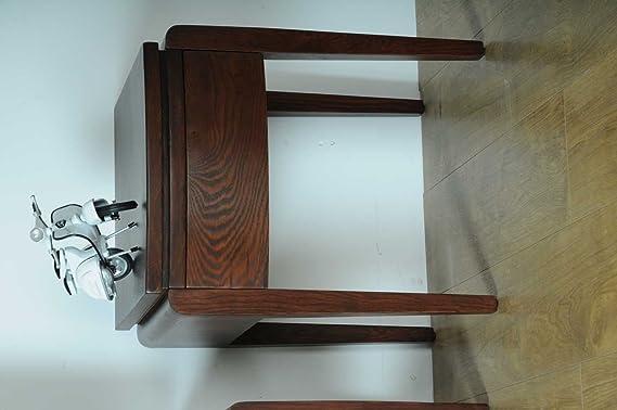 moderne waldorf old english finish eiche lampe tisch home mobel amazon de kuche haushalt