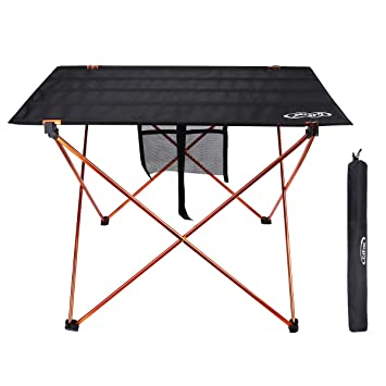 Fine G4Free Ultralight Folding Camping Table Portable Compact Roll Up Camp Tables With Carrying Bag For Outdoor Camping Hiking Picnic Download Free Architecture Designs Lukepmadebymaigaardcom