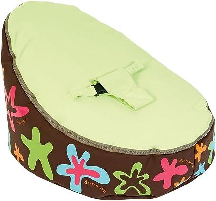 Doomoo Zitzak Lime.Doomoo Seat Splash Lime Amazon Co Uk Baby