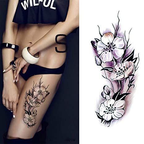7pcs tatuaje etiqueta engomada del tatuaje barato | Se adapta a ...