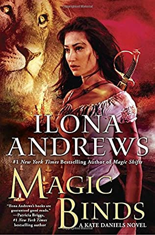 book cover of Magic Binds