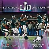 Philadelphia Eagles Super Bowl LII Champions Wall Calendar
