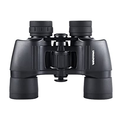 Wingspan Optics SharpView 8X40 Binoculars for Bird Watching