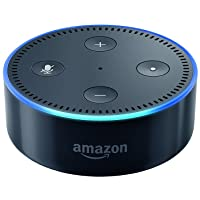 Amazon Echo Dot 2nd Generation Bluetooth Speaker + $10 GC