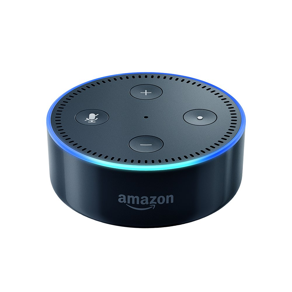 Echo 2017 Lineup - Echo Dot (2nd Gen)