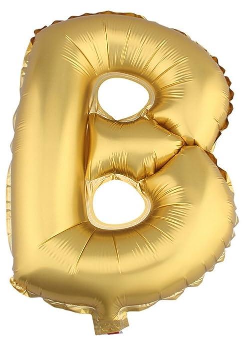 EOZY pcs 10 DIY Balón inflable de letras A A Z, diseño de fiesta ...