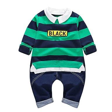 Amazon.com: Conjunto de ropa de invierno para bebés y niños ...