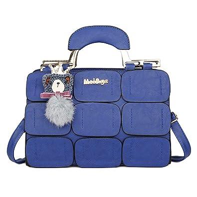 Pahajim Ladies Handtasche Fashion Rucksack Damenhandtasche
