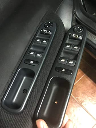 ZEALfix Interruptor Mando Elevalunas 6554.KT for 307