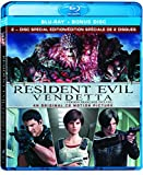 Resident Evil: Vendetta [Blu-ray] (Bilingual)