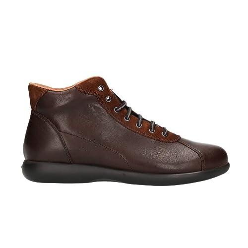 423797e0e2b58 FRAU Polacchini Cioccolato Scarpe Uomo 27M8  Amazon.it  Scarpe e borse