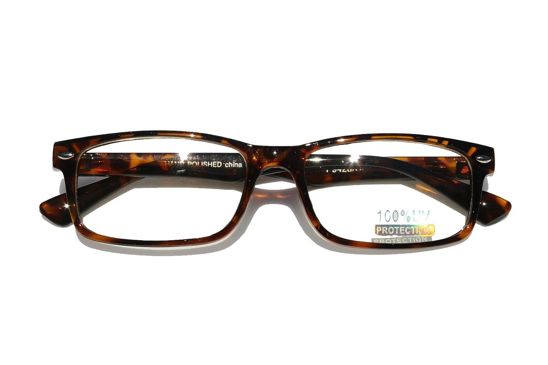 Vision World Eyewear ユニセックスアダルト B01AU323XS Tortoise|1.25 x Tortoise