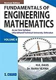 Fundamentals of Engineering Mathematics - Vol. 2 (Uttrakhand)