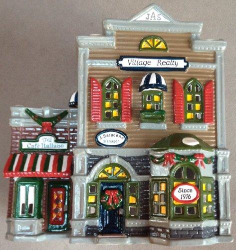 Dept 56 Village Realty #51543 The Original Snow Village