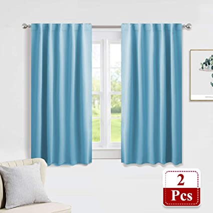 amazon com pony dance window curtains 54\