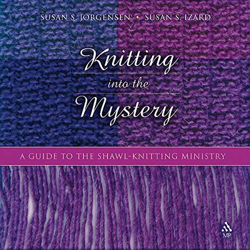 Knitting Into Mystery Shawl Knitting Ministry product image