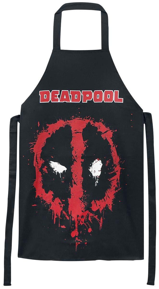 Deadpool Grill Apron Standard