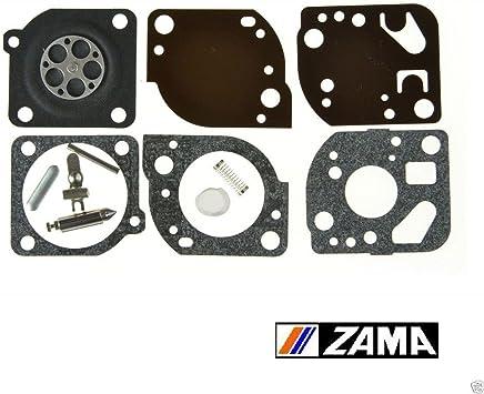 Zama Genuine OEM Replacement Carb Repair Kit # RB-3