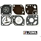 RB-82 Zama C1U-H46 C1U-H49 Carburetor Repair Kit Homelite Simple Start Trimmer