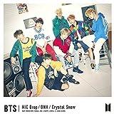 Mic Drop / DNA / Crystal Snow: Type a
