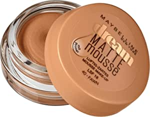 Maybelline New York Foundation Dream Matte Mousse Fawn 40