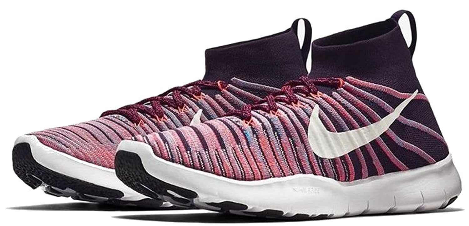 Amazon.com | Nike Mens Free TR Force Flyknit Running Shoes (8.5, Grand  Purple/White) | Shoes