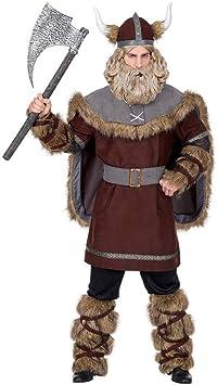 WIDMANN Disfraz de Vikingo Randall para Hombre M: Amazon.es ...