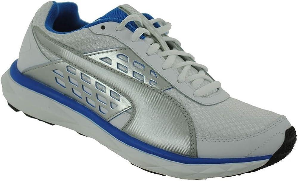 Puma Speed Gility Deportes de la Mujer Running Zapatilla Running Shoes Blanca, Tamaño:42: Amazon.es: Zapatos y complementos