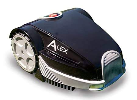 Robot cortacésped Zucchetti AMBROGIO L30 Alex: Amazon.es: Hogar