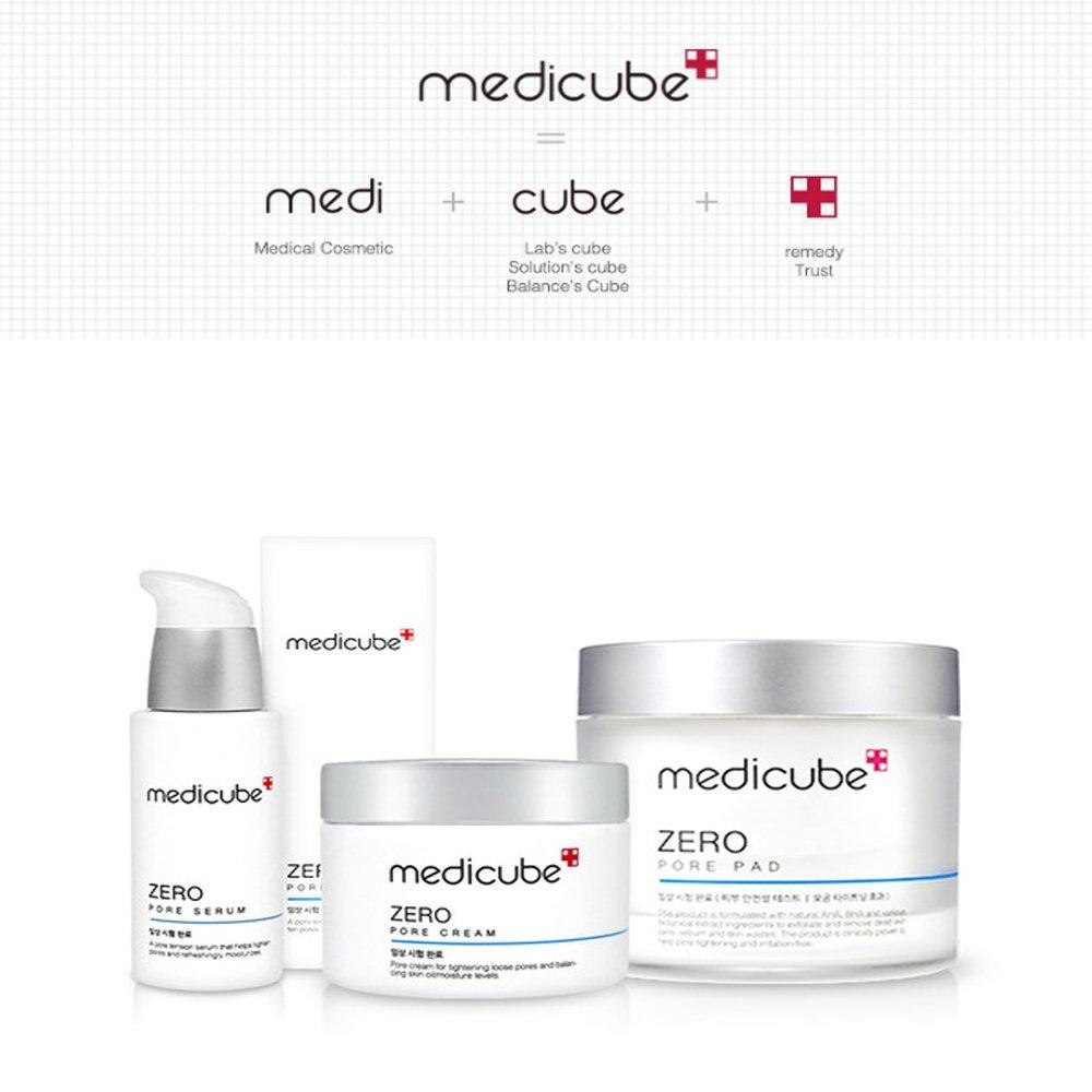 MEDICUBE ZERO Pore 3 SET / pore care / pore control / pore tightening