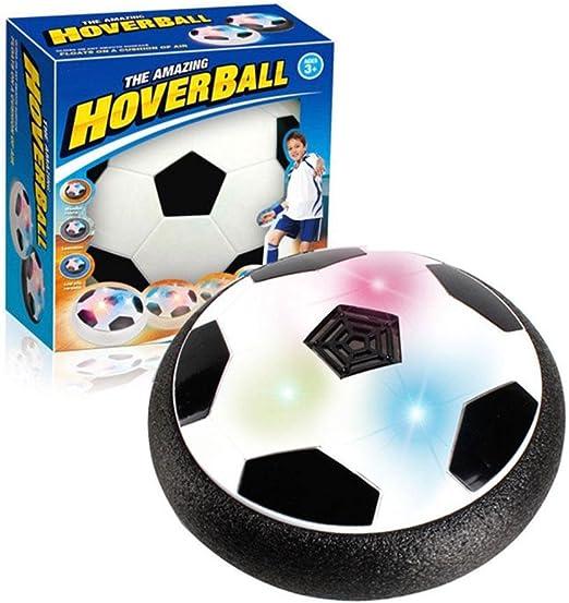 Aire de fútbol, Leegoal (TM) Amazing balón con potente LED luz ...