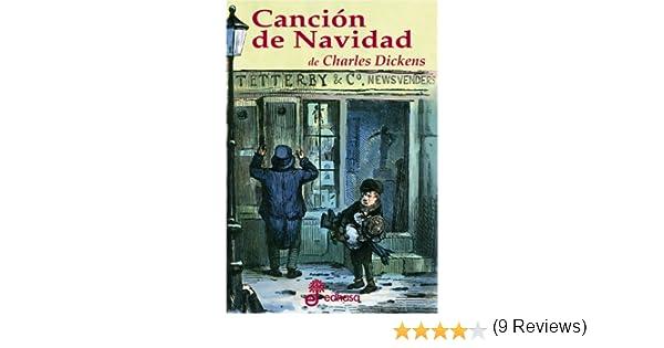 Canción de Navidad (Libros del Tesoro) eBook: Charles Dickens, Gregorio Cantera: Amazon.es: Tienda Kindle
