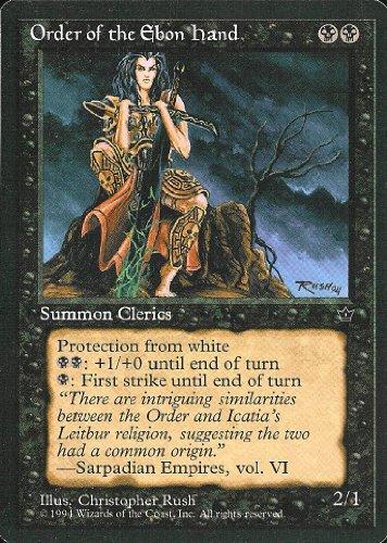 Magic the Gathering: Order of the Ebon Hand (2) - Fallen Empires