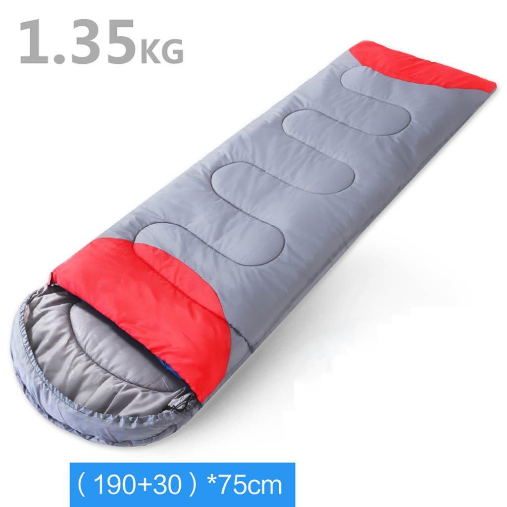 寝袋、四季成人屋外の秋と冬は暖かい屋内キャンプを保つ B07D99XBC6 6 6