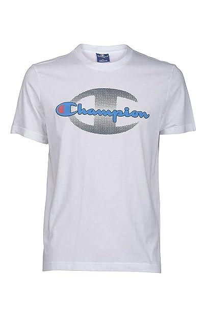 Camiseta Champion Manga Corta - Hombre (XL)