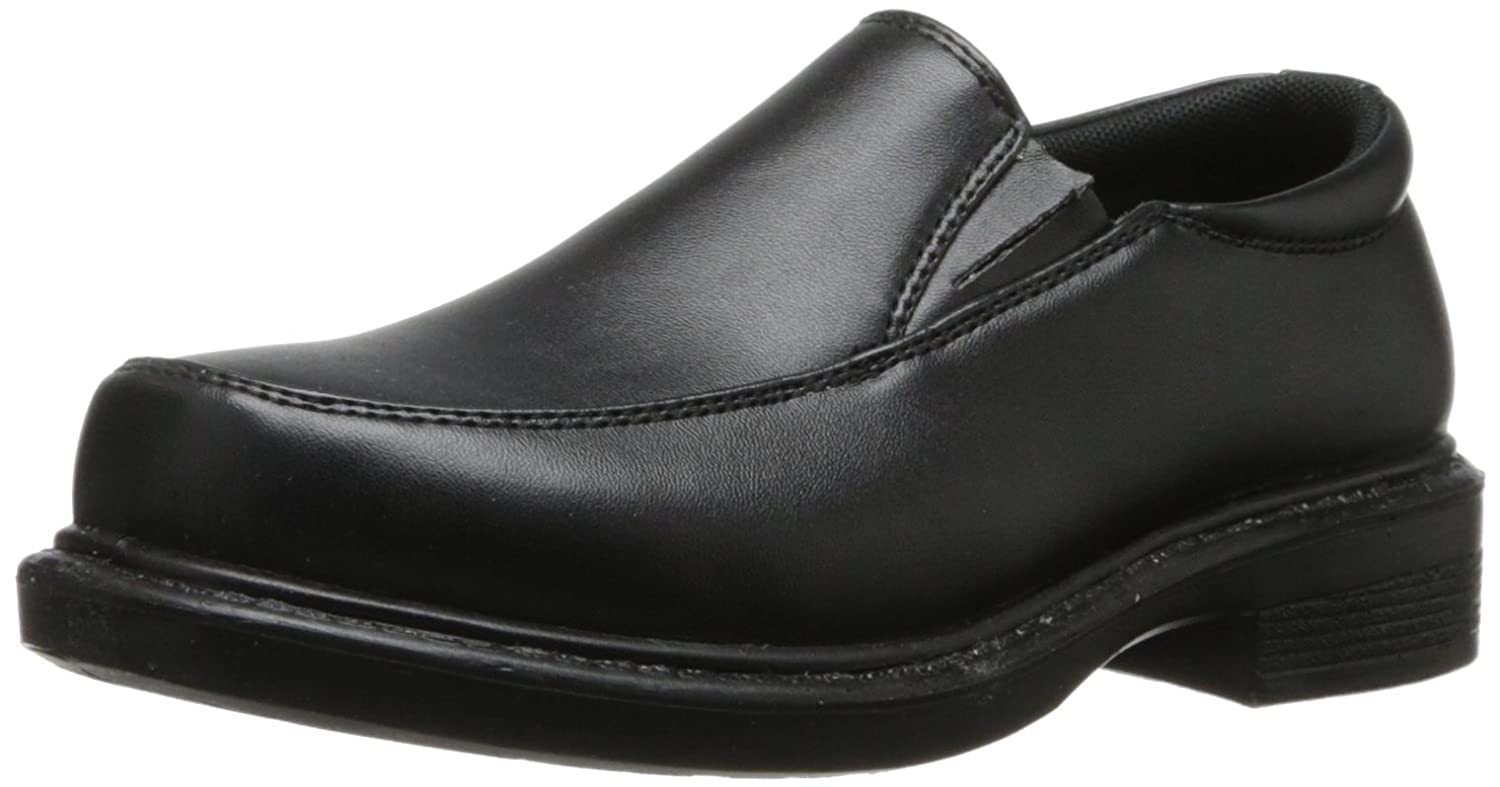 French Toast Matt Loafer Shoe (Toddler/Little Kid/Big Kid) MATT - K